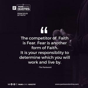 Making Faith Work – Principles of Faith 2